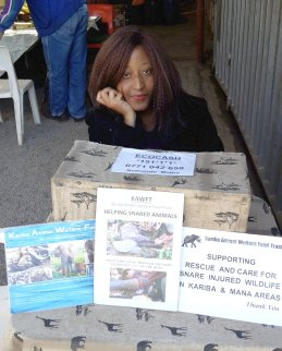 AA-Auctions-and-Sales-Nothando-collecting-entry-fees-for-wildlife-rescue